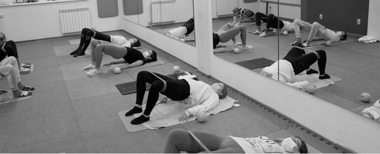 pilates cena